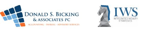 Donald S Bicking & Associates and Integrated Wealth Services - Logo image
