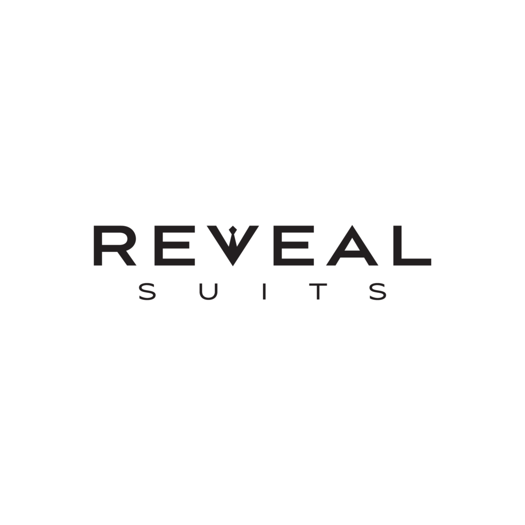 Reveal Suits - Logo image