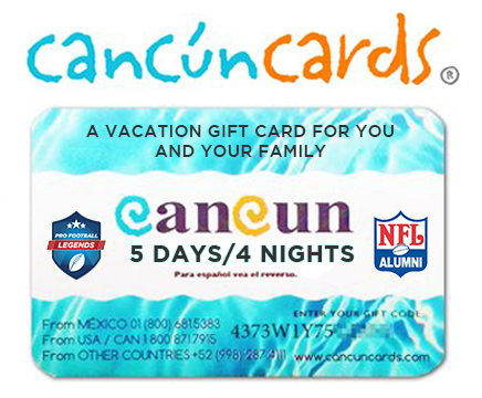 CANCUN VACATION GIFT CARDS - Logo image