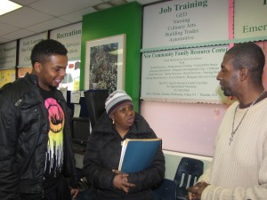 Success Story-Sharon Thompkins, helped by Family Resource Center after job loss, Jan. 2014
