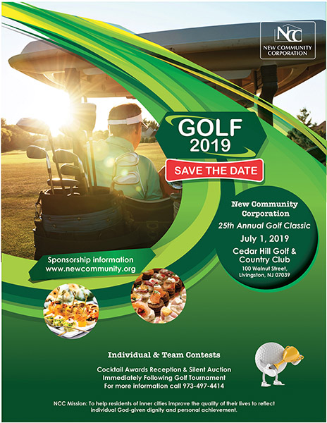 NCC Golf Save the Date 2019