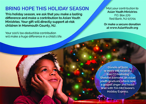 BRING HOPE THIS HOLIDAY SEASON Postcard-1