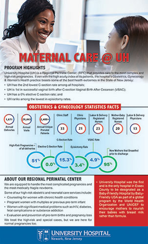 Maternal Health Infographic flyerV3-1
